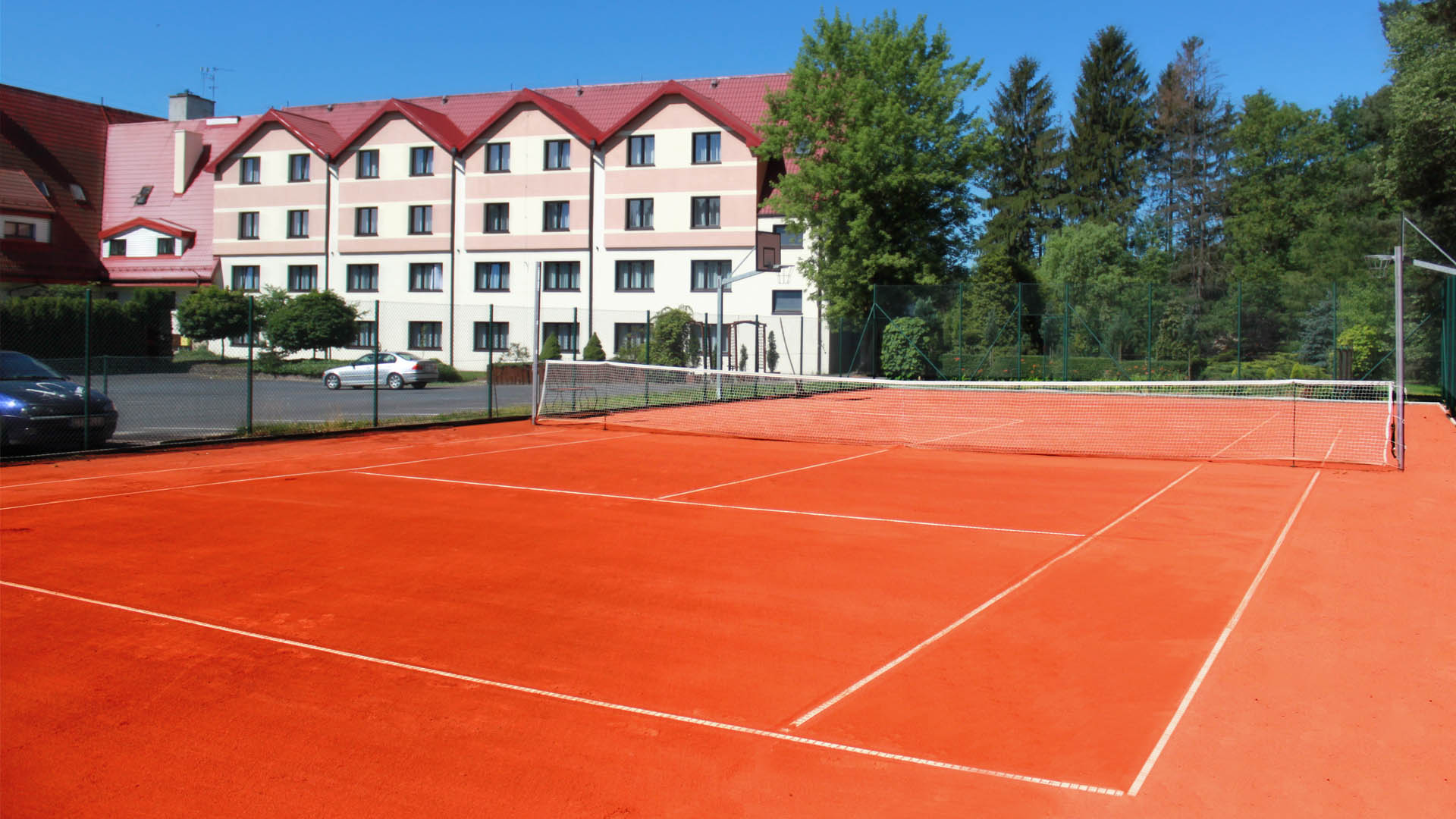 Kort tenisowy R&M