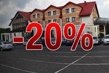 -20% poniedziałek - czwartek w SPA