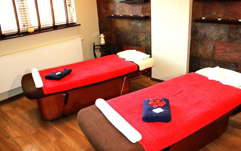 łóżka do masażu spa