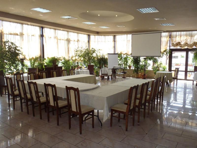 Konferencje w Toruniu, Sala Szklana, Hotel Rubbens