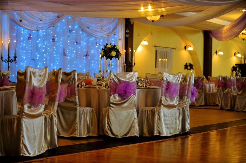 wesele na sali wielkiej