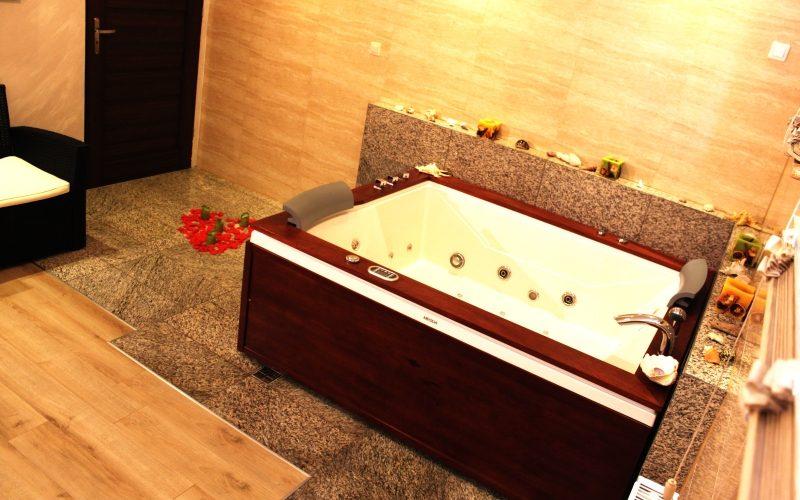 salon kąpielowy w hotelu