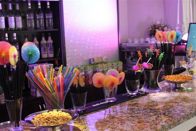 bowl club w hotelu - drinki
