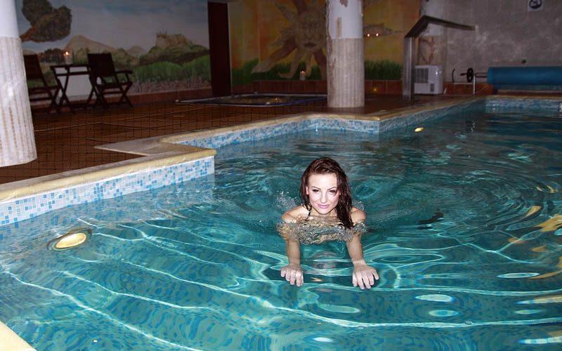 basen pływanie