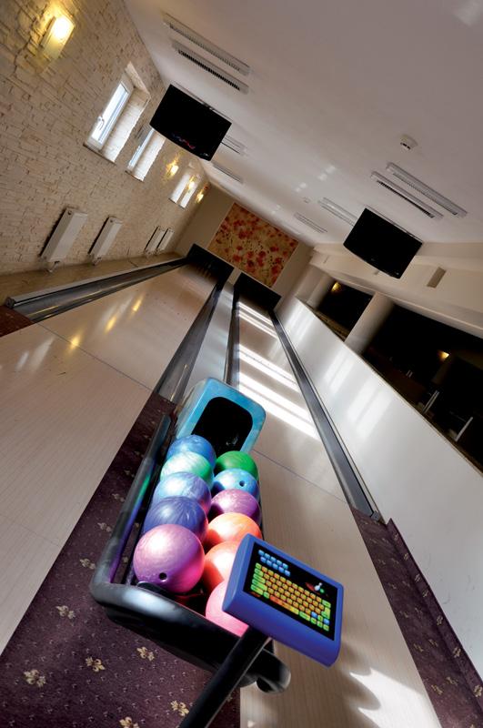 bowl club w hotelu toruń