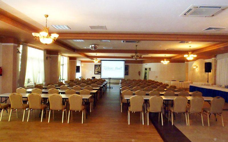 hotel rubbens - sala wielka na konferencje