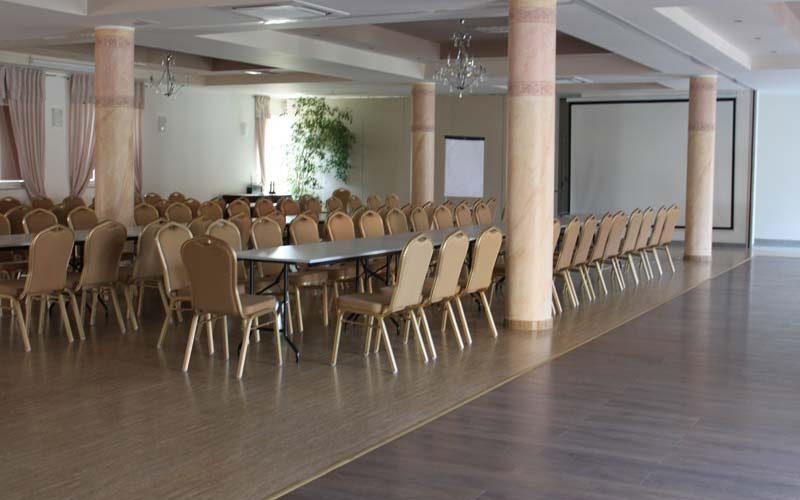 szkolenia i konferencje w sali monet