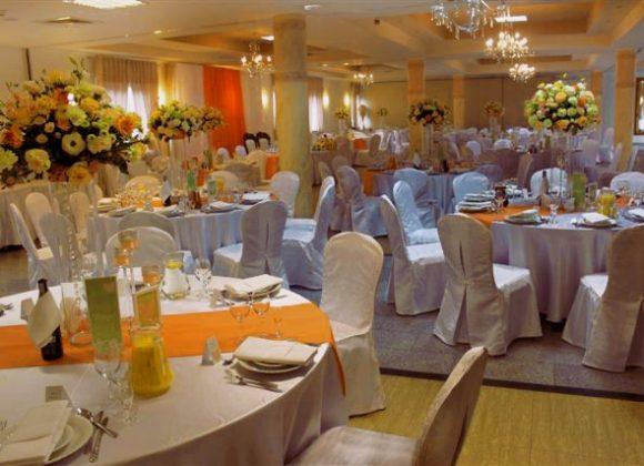 pomarańcza - sala kwiatowa