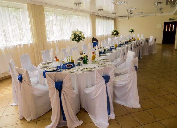 sala kolumnowa wesele