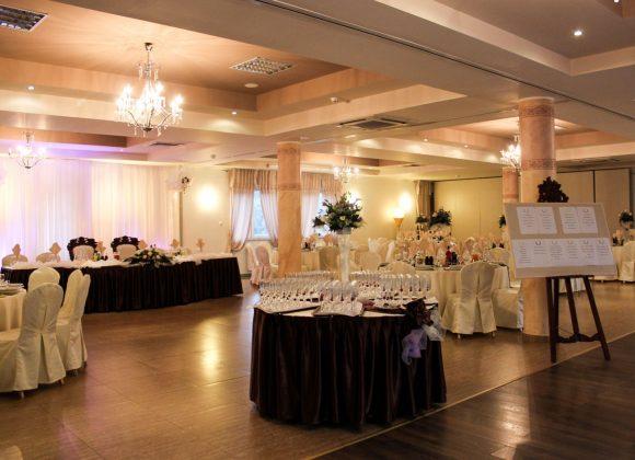 wesele sala kwiatowa