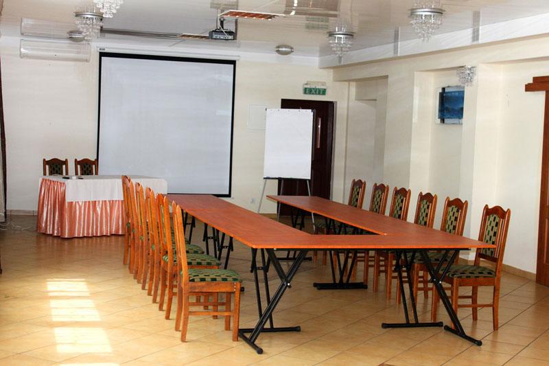 sala kolumnowa na konferencje