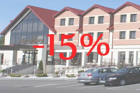 rabat 15%